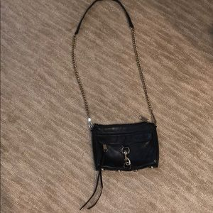 AUTHENTIC Rebecca Minkoff Black Crossbody Purse